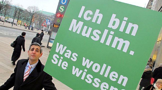 Ben Müslümanım, ne bilmek istersiniz?