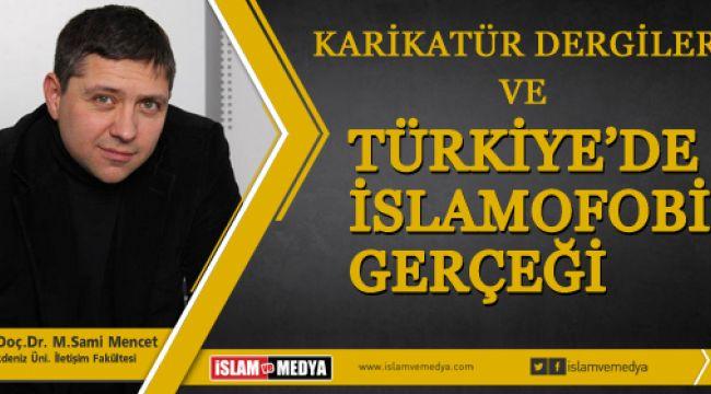 Karikatür dergileri ve Türkiye'de İslamofobi gerçeği
