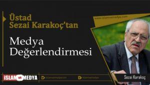 Sezai Karakoç'tan medya değerlendirmesi