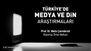 Türkiye'de Medya ve Din Araştırmaları