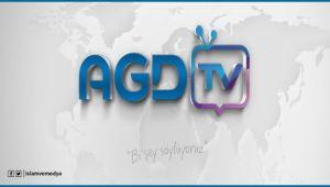 AGD TV Yayın Hayatına Başladı