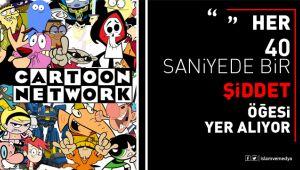 Cartoon Network'te şiddet...