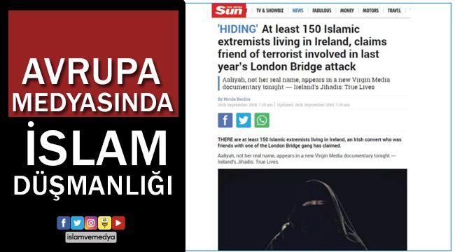 Avrupa Medyasında İslam Düşmanlığı