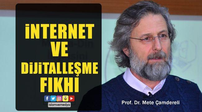 İnternet ve Dijitalleşme Fıkhı