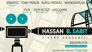 Hassan b. Sabit Sinema Akademisi Kayıtları Başladı