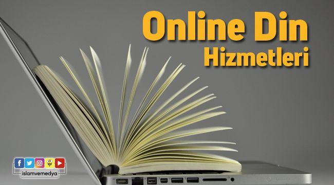Online Din Hizmetleri Yaygınlaşıyor