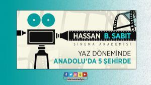 Hassan b. Sabit Sinema Akademisi Anadolu'da
