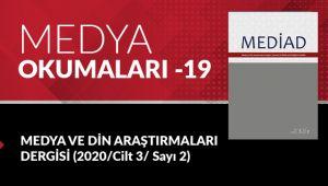 Medya Okumaları (19): Medya ve Din Araştırmaları - Cilt 3 - Sayı 2